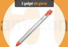 Logitech Crayon, la matita Smart per l'iPad 2018 economico