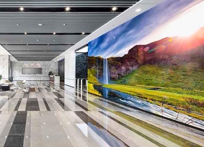 La tecnologia Crystal LED di Sony promette di display di qualità con dimensioni mai viste prima