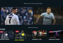 DAZN porta su Apple TV la funzione MultiView