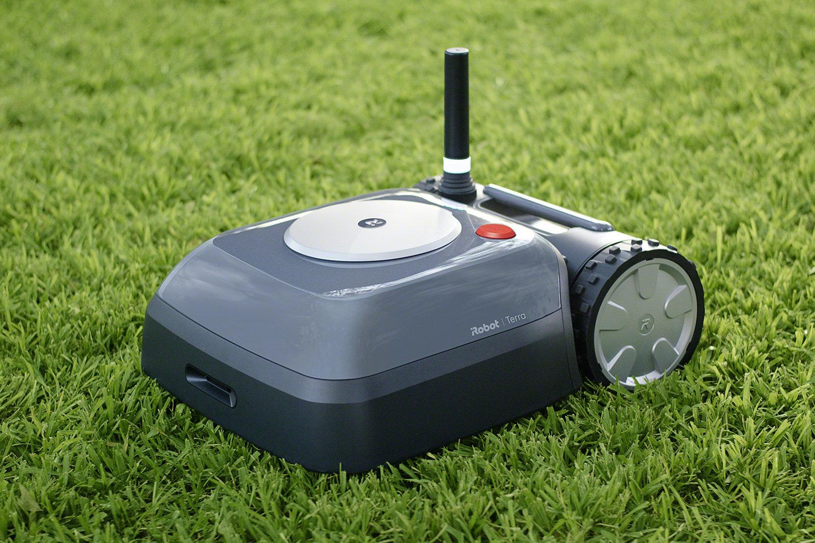 iRobot Terra, il taglia erba stile Roomba