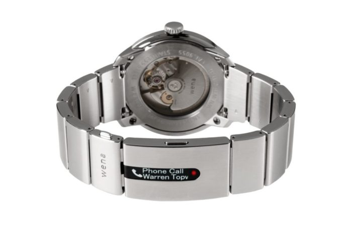 Ecco il cinturino Sony che trasforma l'orologio in uno smartwatch