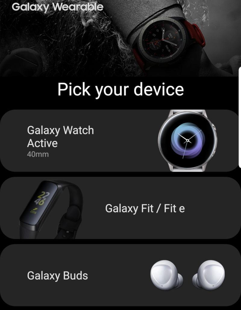 L'app Samsung rivela nuovi auricolari e smartwatch in arrivo