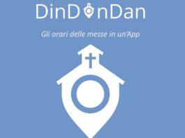 Con l'app DinDonDan, orari delle Messe a portata di tap