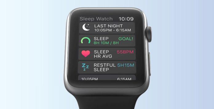 Su Apple Watch presto funzioni per il monitoraggio del sonno