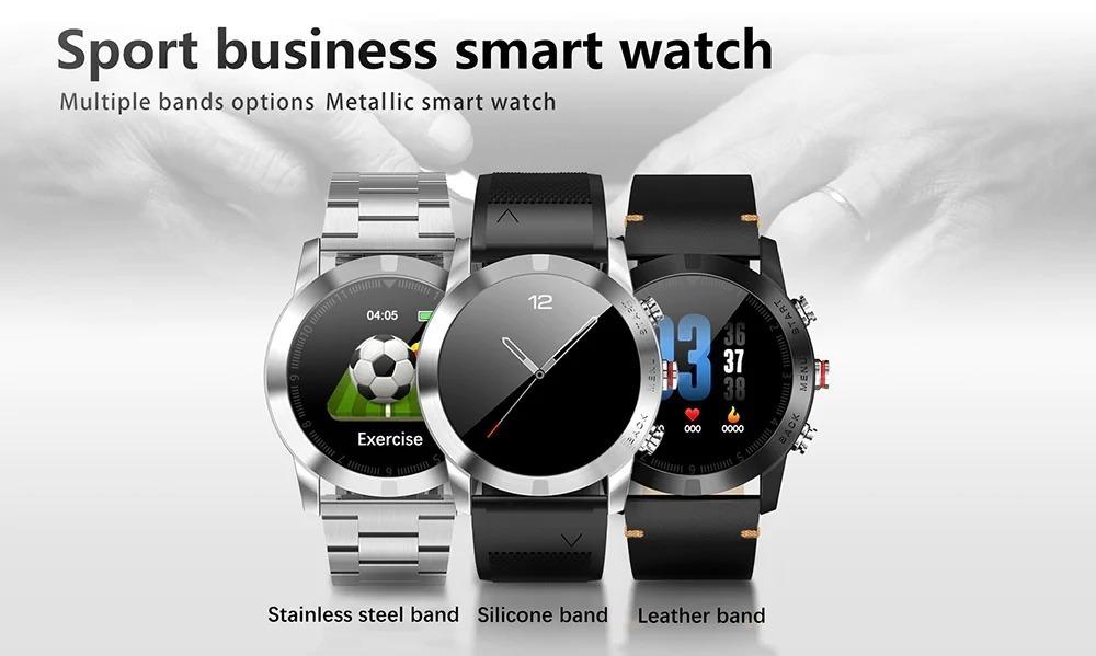 DT NO.I S10: 6 stili per smartwatch con battito cardiaco e pressione sanguigna