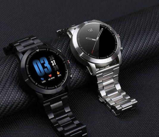 ff1bfafaec I S10: 6 stili per smartwatch con battito cardiaco e pressione sanguigna