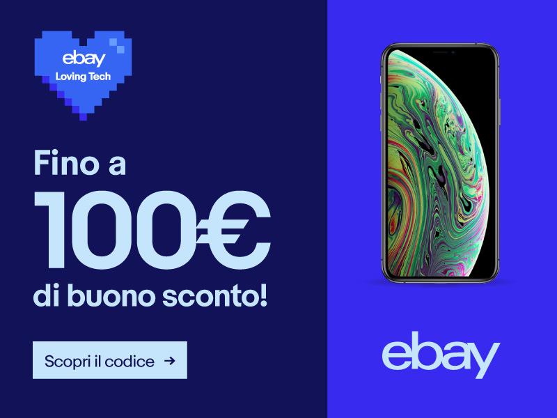 Fino a 50 euro di sconto su tecnologia e console su eBay: iPhone XR 655 euro e Airpods a 151 euro