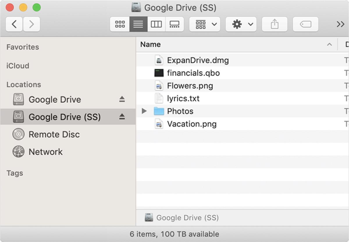 ExpanDrive trasforma cloud e dischi remoti in dischi locali: sconto a soli 3 dollari