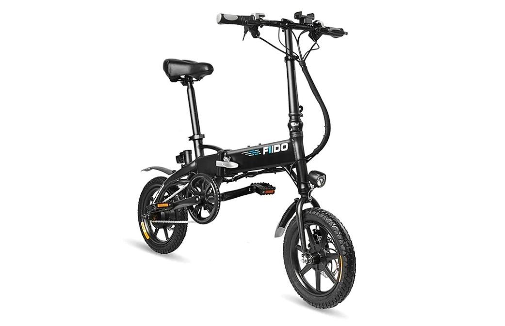 Fiido D1, solo 390 euro per la bici elettrica pieghevole per tutti