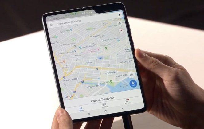 Samsung: i nuovi Galaxy S e il Galaxy Fold, lo smartphone pieghevole che diventa tablet