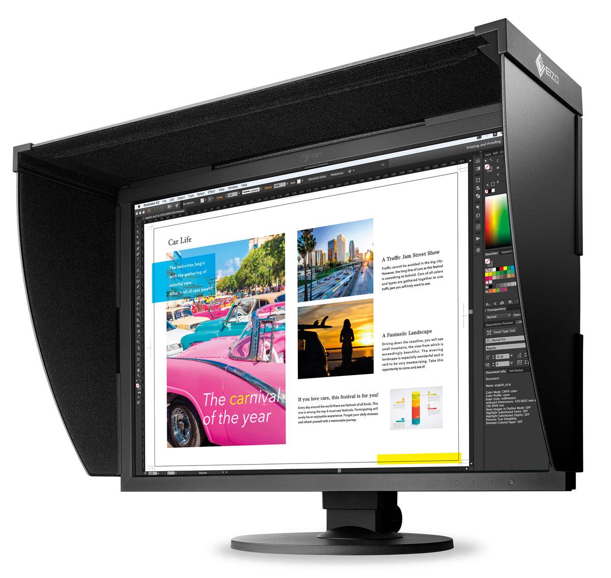 Monitor Eizo CG279X ColorEdge