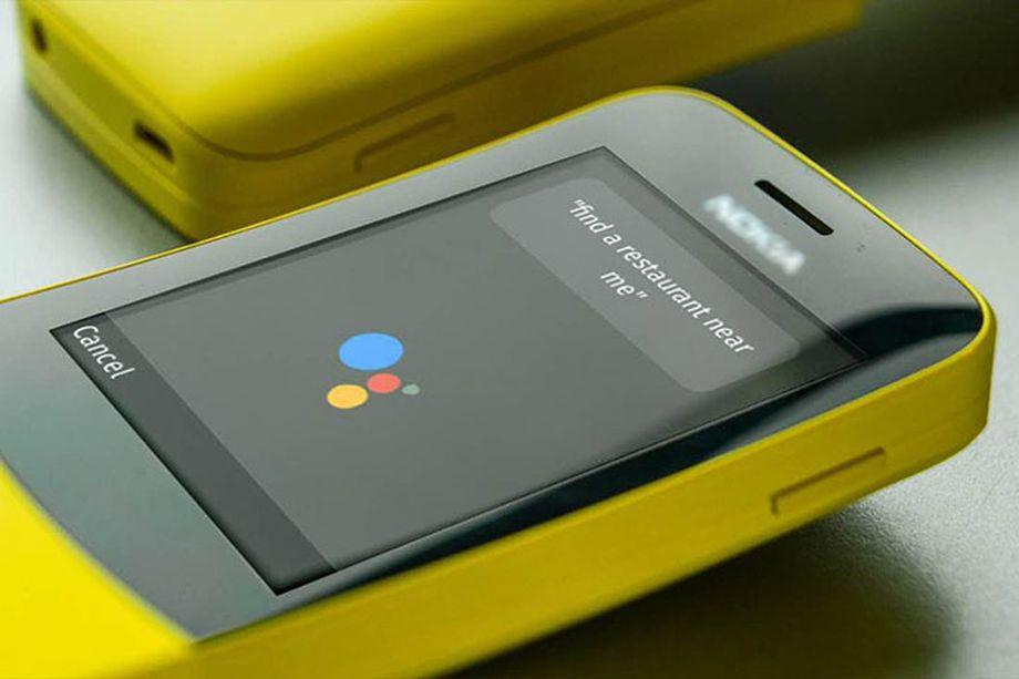 L'assistente Google arriverà anche sui telefoni non intelligenti