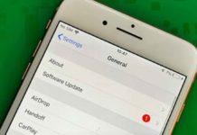 Seconda beta di iOS 12.2 per gli sviluppatori