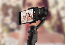 Beyondsky Eyemind, il gimbal per smartphone con rilevamento del volto