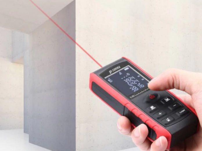 Gocomma E50, il distanziometro laser portatile