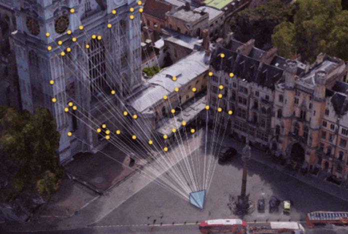 Google Global Localization migliora le mappe con la realtà aumentata