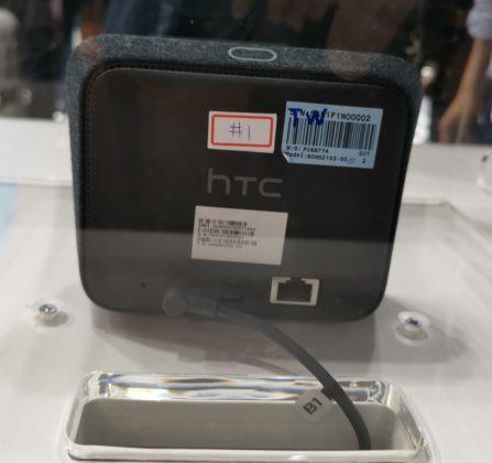 Al MWC 2019 HTC 5G Hub, la rivoluzione degli hub 5G