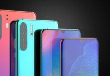 Ecco le prime immagini di Huawei P30 Pro
