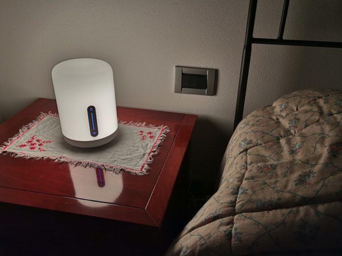 Recensione Xiaomi Mijia Bedside Lamp 2 Lampada Smart Da