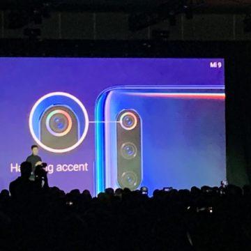 Xiaomi Mi 9 è ufficiale anche in Italia, su Amazon a 449 euro dal 28 febbraio