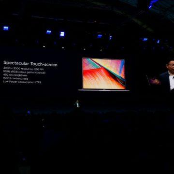 Al MWC 2019 Huawei Matebook X Pro, velocissimo e piu sottile di un Macbook Pro