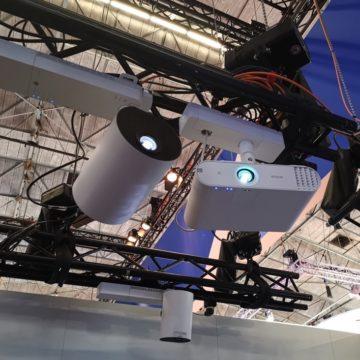 Vortice di novità Epson ad ISE Amsterdam e nuovi proiettori laser fino a 30.000 lumen