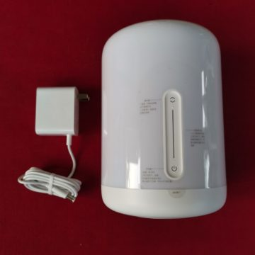 Recensione Xiaomi MIJIA Bedside Lamp 2: la lampada smart da comodino che comandi con Homekit, Google e Alexa