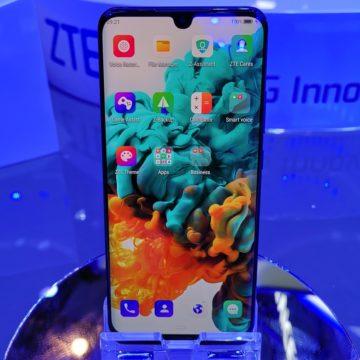 Axon 10 Pro, il primo smartphone 5G di ZTE al MWC 2019