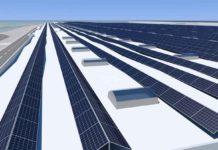 Audi Ungheria realizzerà il più grande impianto fotovoltaico a tetto d'Europa