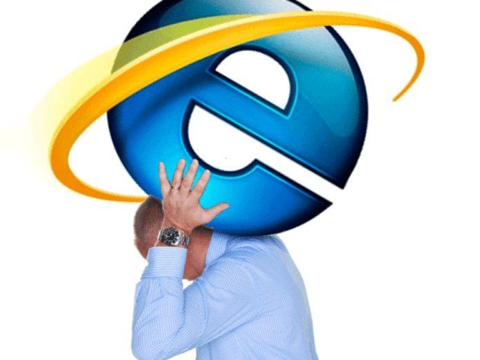 Microsoft: smettete di usare Internet Explorer