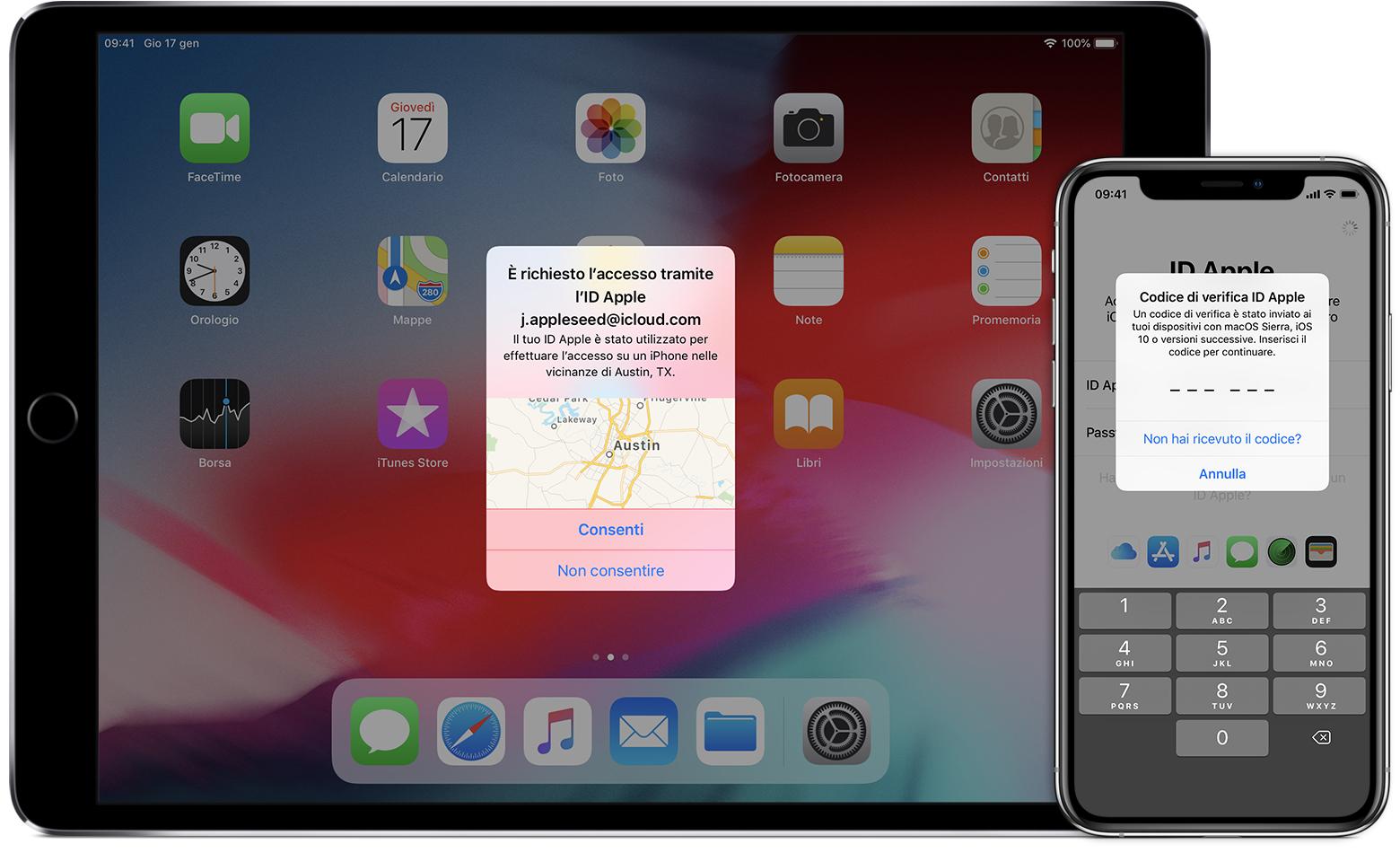 """Un utente ha citato in giudizio Apple: """"L'autenticazione a due fattori fa perdere tempo"""""""