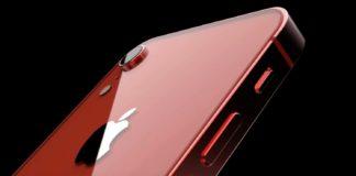iPhone SE 2 in video, con notch e vetro sul retro