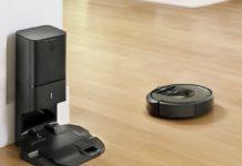iRobot Roomba i7+, ora l'aspirapolvere automatico si svuota da solo