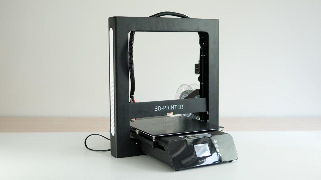 JGAURORA 3D, la stampante fai da te in sconto flash a 186 euro