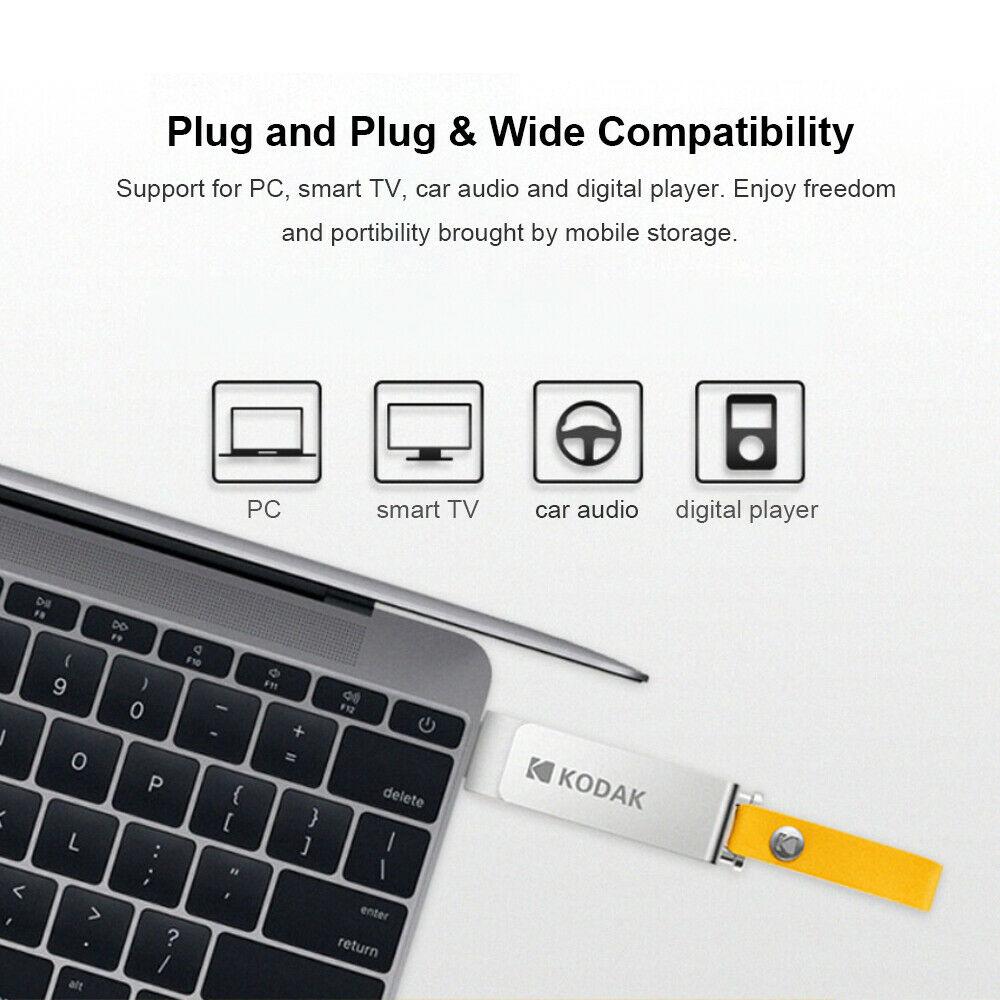 Pendrive Kodak USB 3.0, chiavetta da 128 GB a soli 14 euro