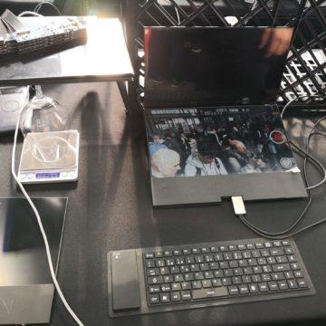 Lapscreen a MWC 2019: lo schermo da 12.5 che si alimenta via USB-C
