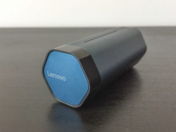 Recensione Lenovo Air, gli auricolari true wireless con custodia a tubetto