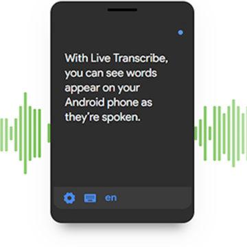 Accessibilità: Google presenta Live Transcribe e Sound Amplifier per i non udenti