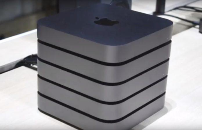 Mac Pro modulare si potrà espandere e comporre a piacere ma forse arriva nel 2020