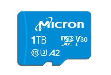microSD card da 1TB