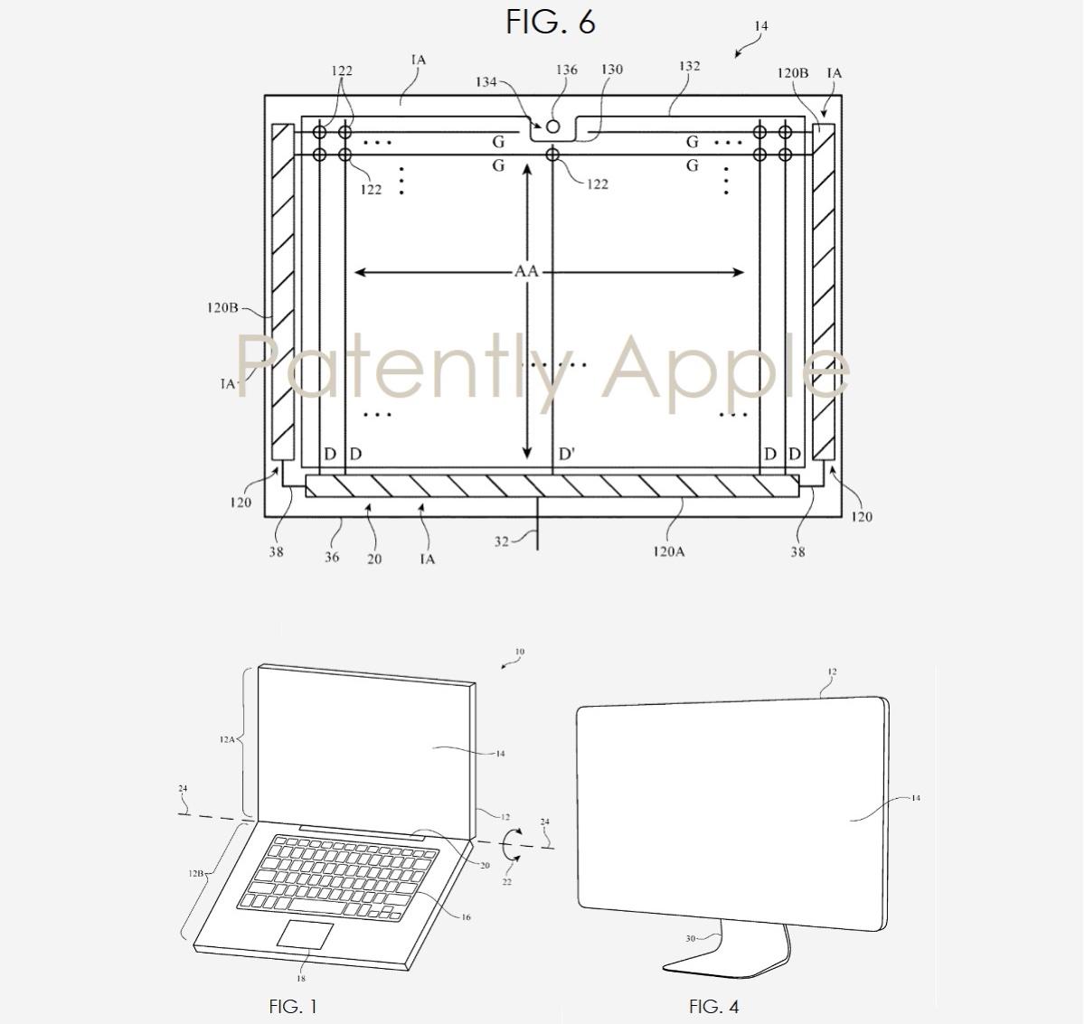 Apple pensa a nuovi monitor con notch anche per iMac e MacBook