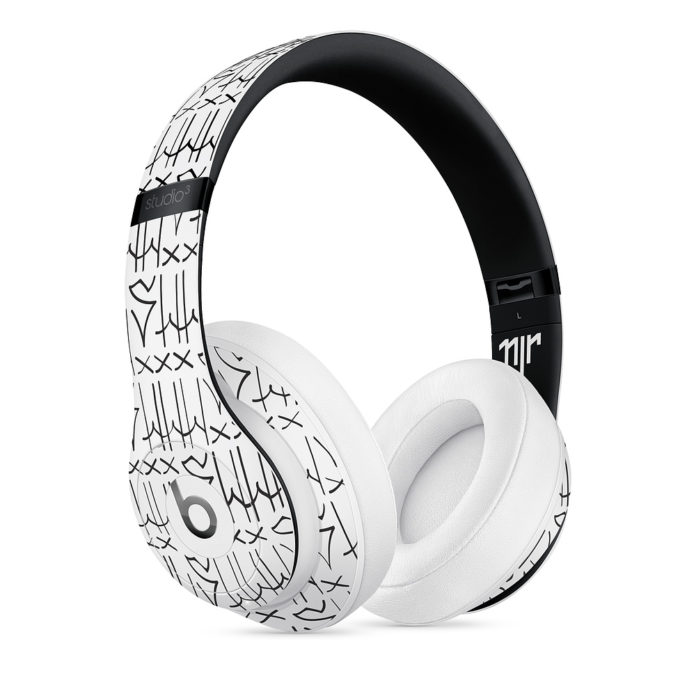 Apple presenta le Beats Studio3 dedicate a Neymar