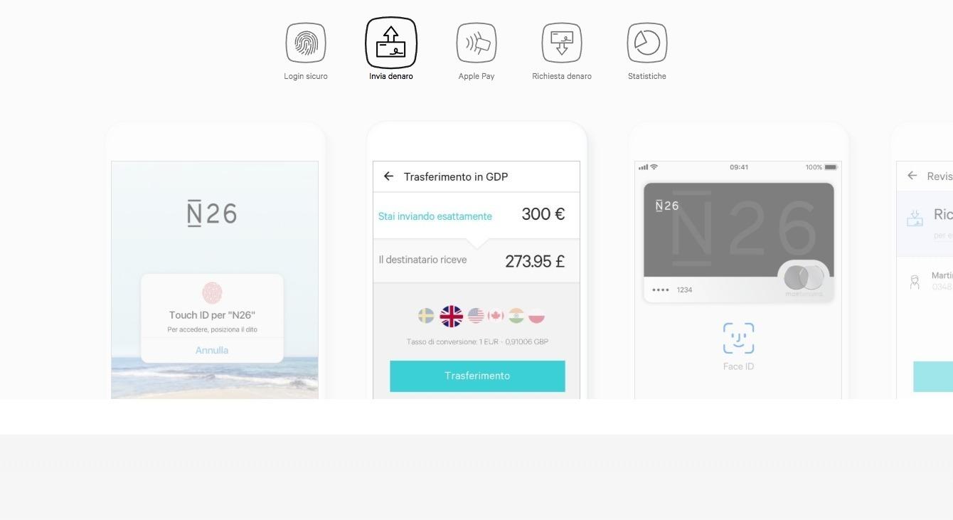 Revolut o N26? La recensione confronto dei servizi di app mobile banking del momento