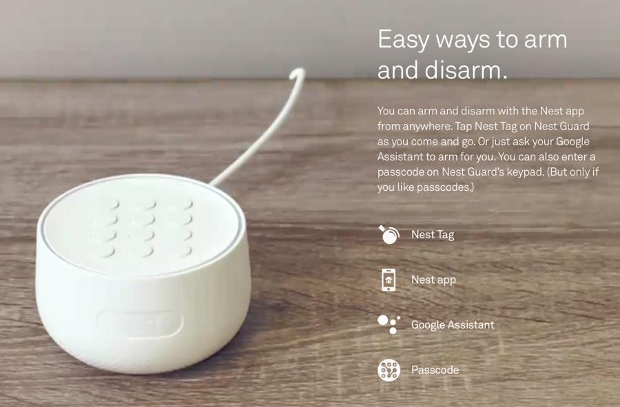 Utenti Google adirati, Nest Guard ha un microfono che non è mai stato dichiarato