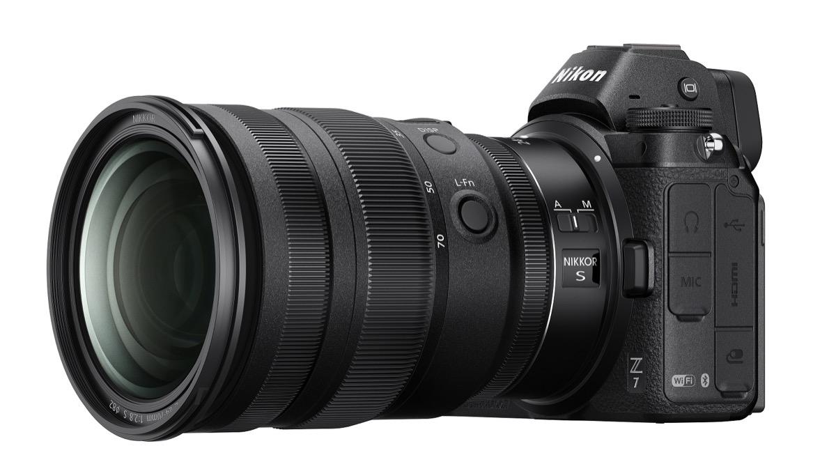 Nikkor Z 24 – 70mm f / 2.8 S, il tuttofare di qualità per mirrorless FF Nikon Z