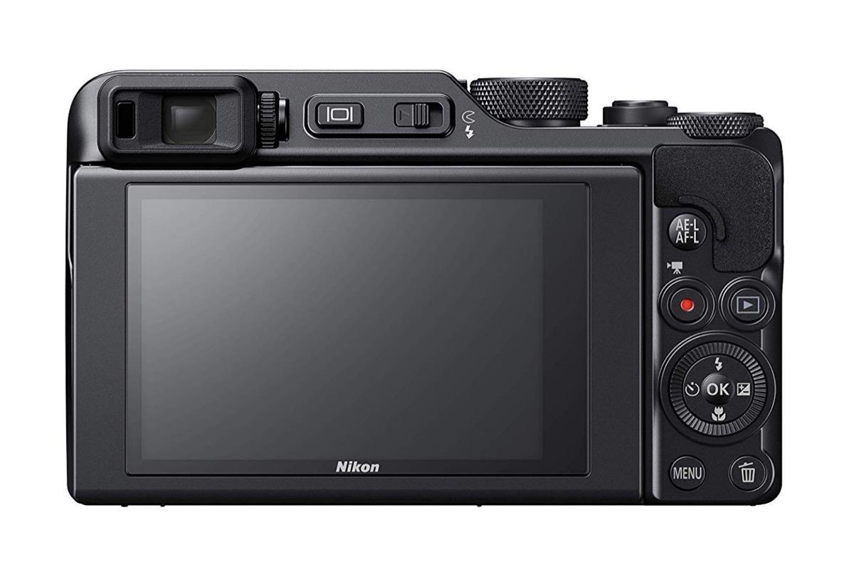 Nikon Coolpix A1000, fotocamera compatta con super-zoom 35x