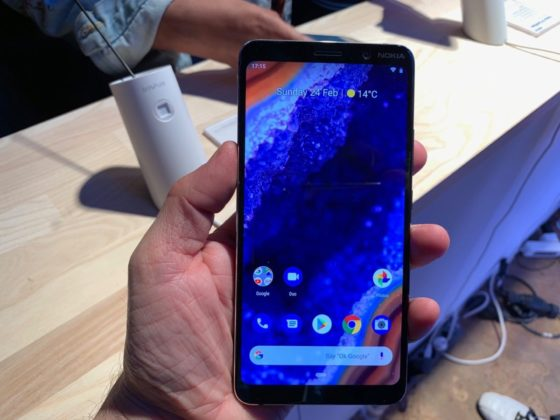 Nokia 9 PureView, il primo smartphone al mondo con 5 fotocamere al MWC 2019