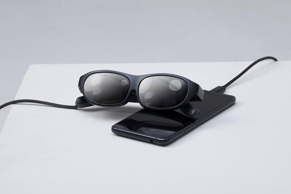 Light AR - Gli occhiali per la Realtà Aumentata di Nreal