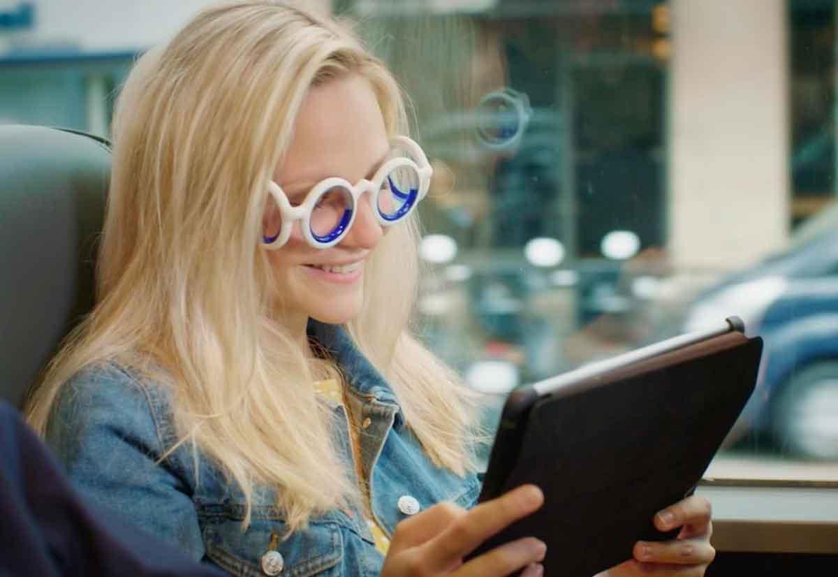 Citron ha venduto 15.000 occhiali contro la cinetosi