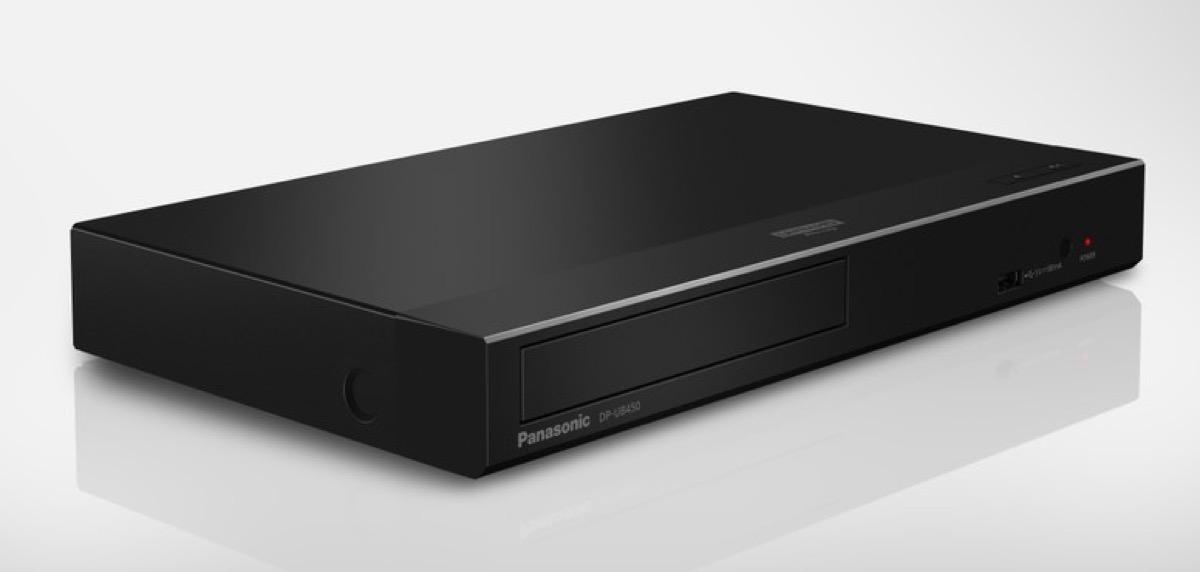 Panasonic UB450 e UB150, i lettori BD con HDR10+ e Dolby Vision